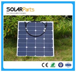 50W Sunpower Solar Panel for Caravan