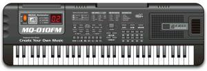 Electronic Organ (MQ010FM)