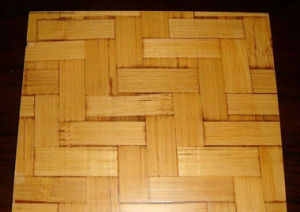 Hard Wood Brick Plate pictures & photos