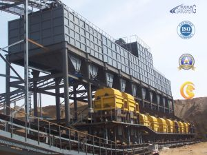 Ancillary Steel Structure for Mining and Metallurgy pictures & photos