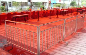 Temporary Fence/ Temporary Isolation Mesh/ Temporary Partition/Movable Fence pictures & photos
