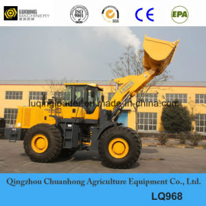 Forestry Wheel Loader with Joystick and Air Conditioner pictures & photos