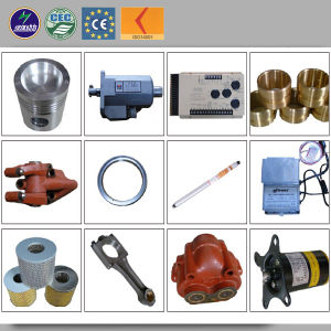 Shengdong Jichai Chidong Gas Diesel Engine Generator Spare Parts pictures & photos