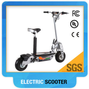Green01-1000W with Light Foldable Scooter pictures & photos