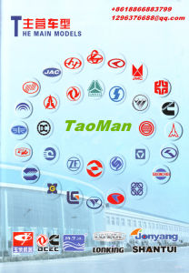 Sinotruk HOWO Faw Foton Dongfeng Shacman Truck Spare Parts pictures & photos