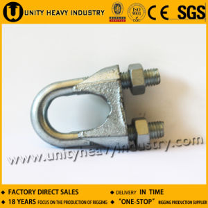 Malleable Galvanized Us Type Wire Rope Clip pictures & photos