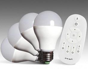Single Color Dimming 6W 2.4G WiFi Bulb (KSF312D3L)