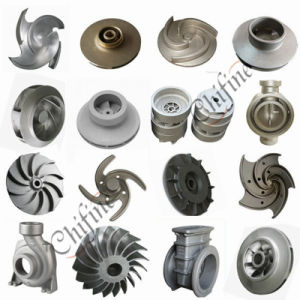 Customized Precision Cast Fan Impellers pictures & photos
