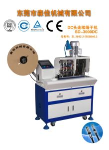 Automatic Adaptor Terminal Crimping Machine