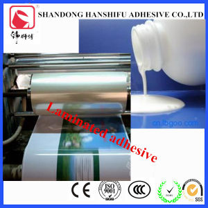 White Adhesive Latex for Paper-Plastic Laminating pictures & photos