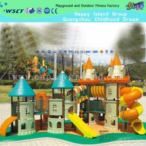 Playground Equipment Factory Sales Playground for Amusement Park (HA-08701) pictures & photos