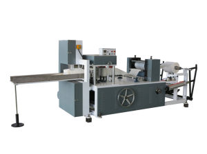 Tissue Serviette Machinery Napkin Folding and Embossing Machine pictures & photos