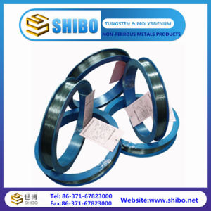 Best Price Polished Pure Customized Tungsten Wire Made in China pictures & photos