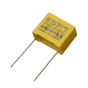 Interference Suppression Safety X2 Capacitor Metallized Polypropylene Film Capacitor pictures & photos
