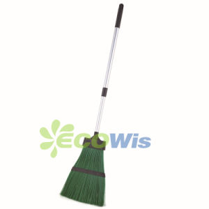 Garden Sweeping Broom Brush Detachable Telescopic Handle pictures & photos