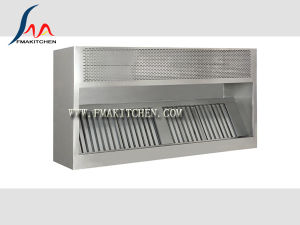 Exhaust Hood/Hood with Filter and Light/Canopy/Smoke Hood/Kitchen Exhaust Range Hood pictures & photos