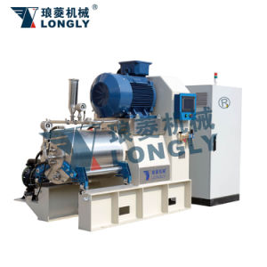 NT-V60L Pin Type Horizontal Nano Sand Mill pictures & photos