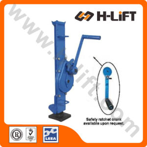 Rack Jack / Mechanical Jack (RJ Type) pictures & photos