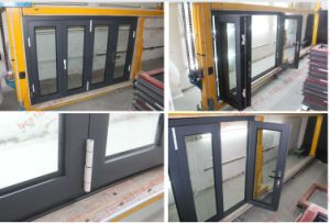 Professional Manufacurer of Aluminum Folding Window (BHA-FW15) pictures & photos
