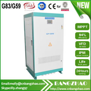 Electric Converter 380VAC to 220VAC 3 Phase Frequency Power Inverter 3kw-100kw pictures & photos