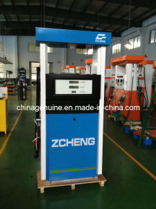 Zcheng Petrol Station Stable Fuel Dispenser pictures & photos
