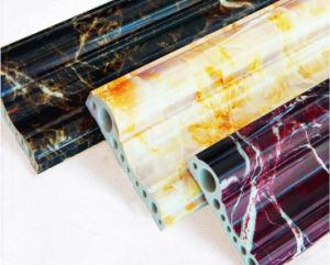 PVC Imitation Marble Profile Production Line pictures & photos