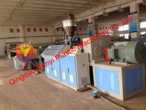 PVC Cabinet/Closet/Cupboard Board Extrusion Machine pictures & photos