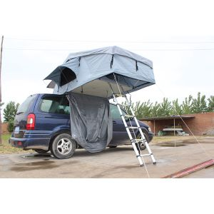 New Design Poly Cotton Roof Tent with Mosquito Room pictures & photos
