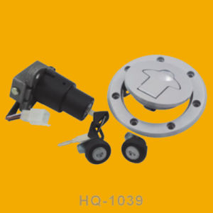 High Lever Ignition Switch, Motorcycle Ignition Switch for Hq1039 pictures & photos