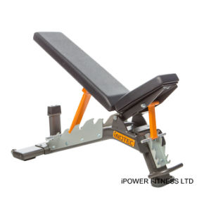 Flat Incline Bench, Adjustable Bench, Inotec A31 Flat Incline Bench