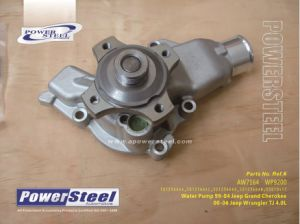 Water Pump for Jeep Grand Cherokee Engine 4.0L Aw7164 5012366AA, 5012366A pictures & photos
