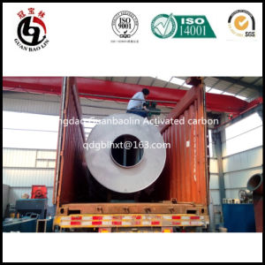 Hot Steam Method Activated Carbon Rotating Kiln/ Rotating Furnce pictures & photos