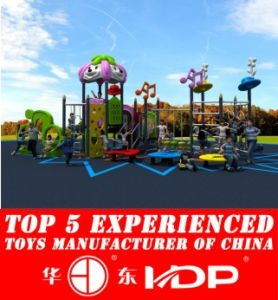 Outdoor Playground for Children of 3-12 Years Old (HD14-008A) pictures & photos