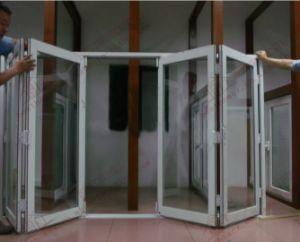 Superior Quality Aluminum Bi-Folding Window (BHA-FW08) pictures & photos