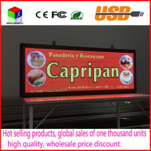 P5 Outdoor Full-Color LED Display Size 15 X 40 Inches LED Advertising Video Signs pictures & photos