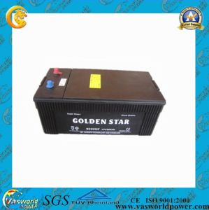 High Capacity JIS N200 12V200ah Mf Battery for Electric Vehicle pictures & photos