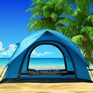 3-4 Man Outdoor Camping Tent with Rainfly pictures & photos