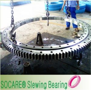 Ball and Roller Combination Slewing Ring Bearing