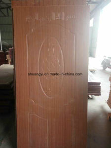 Low Price New Arabic Style Wood Door pictures & photos