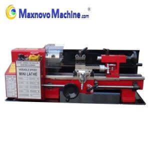 High Precision Metal Turning Machine Bench Mini Lathe (mm-TU1803) pictures & photos