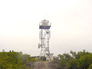 Galvanized Muti-Function Defend Look out Tower pictures & photos