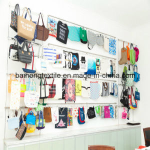 Fashion Simple Style Qulited Cotton Bag pictures & photos