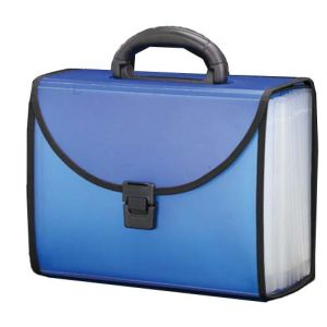 30 Dividers Briefcase with Handle and Cloth Edge pictures & photos