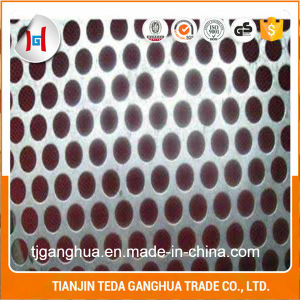 Customer′s Requirement for Perforated Metal Sheet pictures & photos