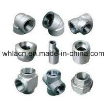 Steel Casting Parts for Pipe Fittings (Lost Wax Casting) pictures & photos