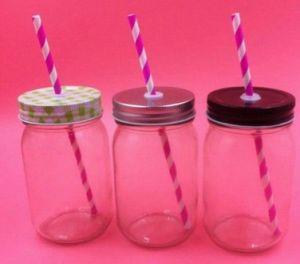 250ml Mason Jar/ Mason Glass Set/ Mason Glass Mug pictures & photos