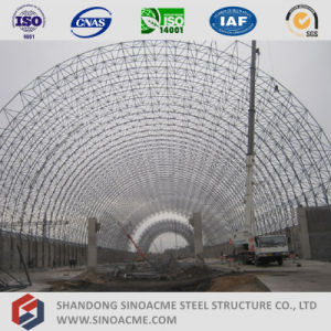 Prefabricated Steel Space Frame Structure Train Parking Shed pictures & photos