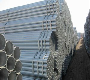 3/4inch, 1inch, 1.5inch Galvanized Steel Round Pipe/Welded Steel Pipe pictures & photos