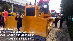 with Cummins Engine Shantui SD32 320HP Bulldozer for Sale pictures & photos