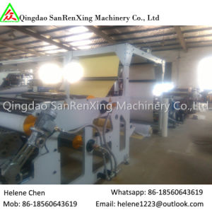 Hot Melt Adhesive Trademark Coating Laminating Machine pictures & photos